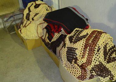 EVENIMENTMii de obiecte de artizanat fără documente, confiscate de polițiștii de frontieră