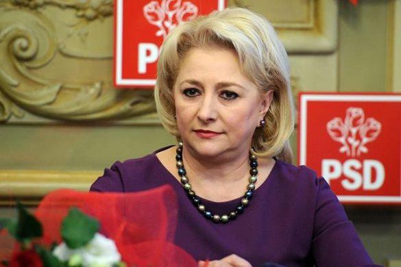 POLITICAViorica Dăncilă, propunerea PSD pentru funcția  de premier