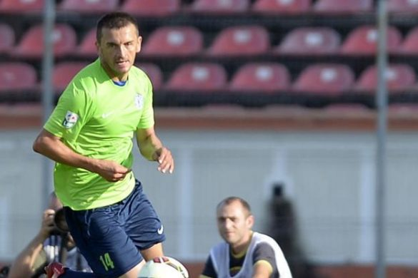 SPORT- FOTBALBojan Golubovic a ajuns la FC Botoşani