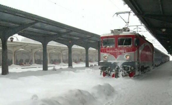 SOCIALCFR introduce trenurile zăpezii. REDUCERI semnificative pentru călători