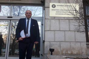 ADMINISTRATIEContracte de finanțare semnate de primarul comunei Trușești