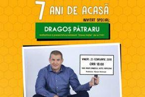 EVENIMENTDragoș Pătraru vine la Botoșani