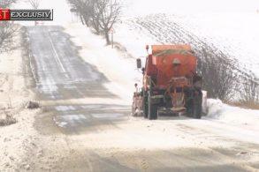 ADMINISTRATIELa această oră nu sunt anunţate drumuri naţionale cu circulaţia oprită
