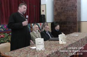 EVENIMENTUn preot paroh a lansat o carte despre originile comunei în care slujește -GALERIE FOTO