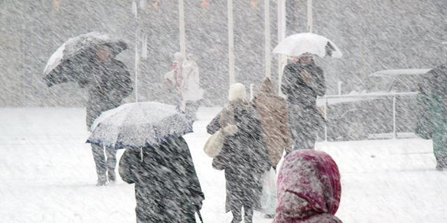 ATENTIE !!!De la mijlocul săptămânii revin ninsorile pe teritoriului judeţului Botoşani