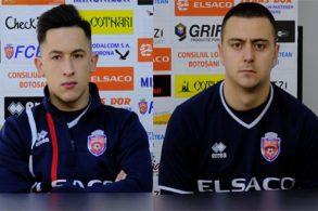 SPORT- FOTBALASTĂZI:  VIITORUL – FC BOTOȘANI.  VEZI ce declara jucătorii botoșăneni înaintea meciului