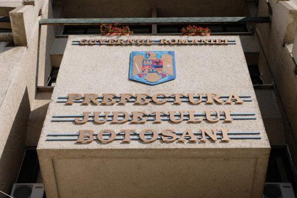 ADMINISTRATIENoile site-uri ale Prefecturii Botoșani