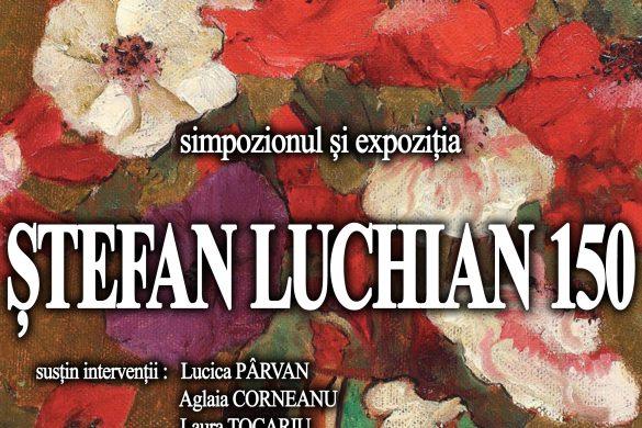 """CULTURAInvitație la vernisajul expoziţiei """"Ştefan Luchian – 150"""""""