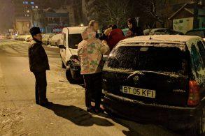 ACCIDENTAccident pe strada Octav Onicescu