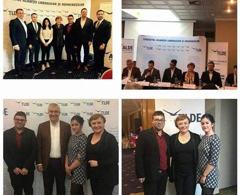 POLITICATinerii din ALDE au participat la Scoala de Iarnă care a avut loc în perioada 9 – 11 februarie la Sinaia