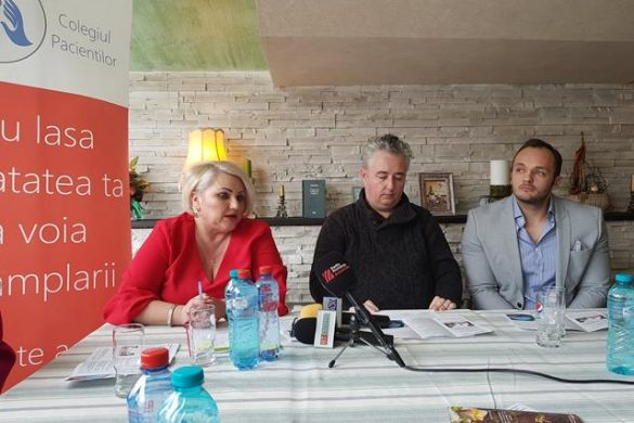 SOCIALS-a înființat Colegiul Pacienţilor Botoșani