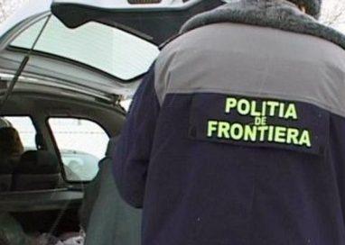 """EVENIMENTTânără depistată de poliţiştii de frontieră la volanul unui autoturism """"expirat"""""""