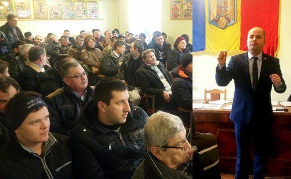 """POLITICALucian Trufin """"Pas important pentru încurajarea fermierilor în a se uni în cooperative agricole"""""""