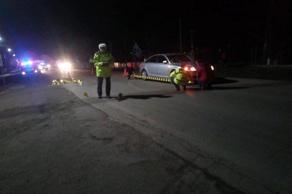 ACCIDENTAccident mortal, vineri seară, în Catămărăști Deal