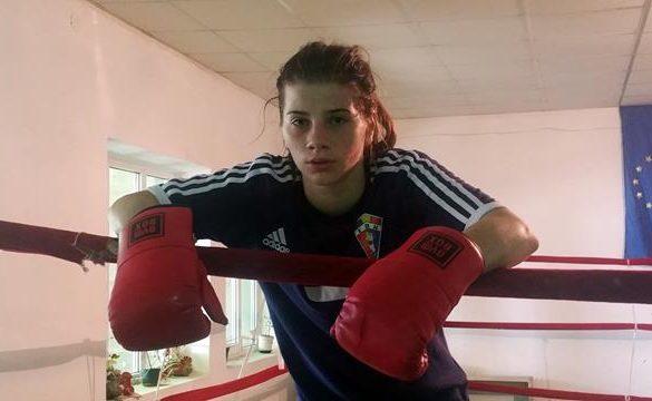 SPORTO tânără din Botoșani reprezintă România la Campionatul European de Box Feminin