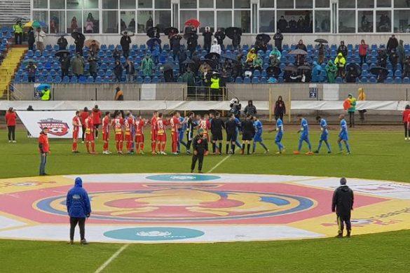 SPORT- FOTBALCupa României, semifinale: CSU Craiova – FC Botoșani