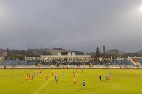 """SPORT- FOTBALFLAVIUS  STOICAN:  """"Astăzi a fost orezarie.  Nu ai cum să joci fotbal pe un asemenea teren"""""""