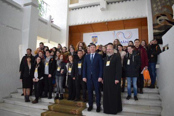 EDUCATIEDelegaţie Erasmus+ din patru ţări, la Palatul Administrativ  – GALERIE FOTO
