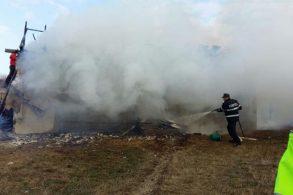 EVENIMENTNeglijenţă explozivă la Săveni