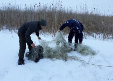 EVENIMENTJandarmii au acţionat pentru prevenirea şi combaterea braconajului piscicol pe acumularea Bucecea