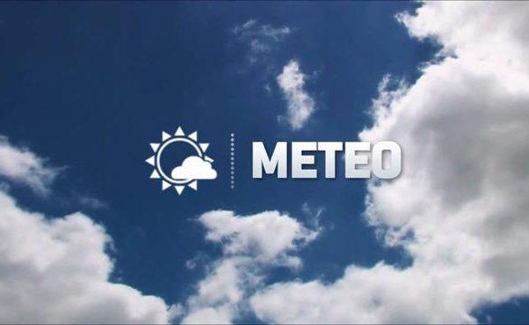 METEOPrognoza meteo pentru următoarele trei zile