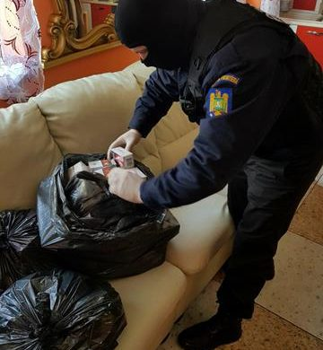 EVENIMENTPercheziţii domiciliare la Dorohoi: aproximativ 27.000 ţigarete de contrabandă descoperite
