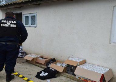 EVENIMENTPercheziţii domiciliare la Rădăuți Prut: aproximativ 40.000 ţigarete de contrabandă descoperite