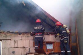 EVENIMENT124 de misiuni pentru pompierii botoșăneni, în ultimele patru zile