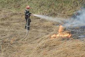EVENIMENTStop incendiilor de vegetaţie uscată!