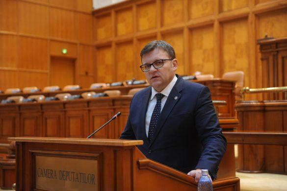 """POLITICAMarius Budăi: """"În Anul Centenar, clasa politică ar trebui să dea dovadă de maturitate pentru realizarea strategiei de dezvoltare """"România 2040"""""""