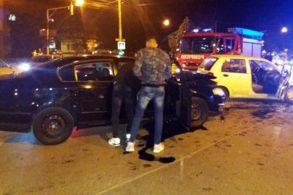 ACCIDENTAccident soldat cu doi răniți și mașini avariate pe Bulevardul Mihai Eminescu