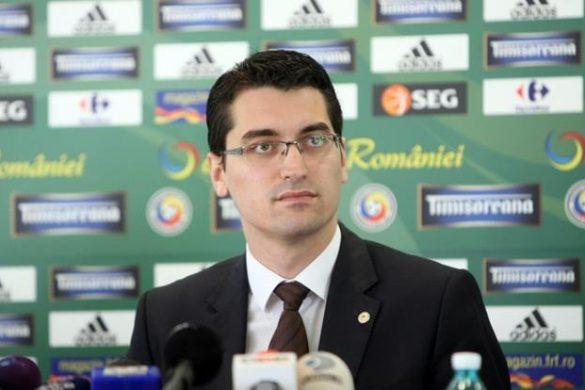 SPORT- FOTBALRăzvan Burleanu a CÂȘTIGAT un al doilea mandat la șefia FRF