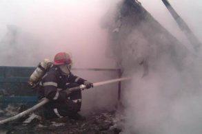 EVENIMENTLa 80.000 de lei se ridică pagubele provocate de incendiile din ultimele 12 ore