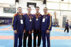 SPORTSportivi de la Clubul Sportiv DAO Botosani, pe podiumul Campionatului European de Qwan ki do seniori – FOTO