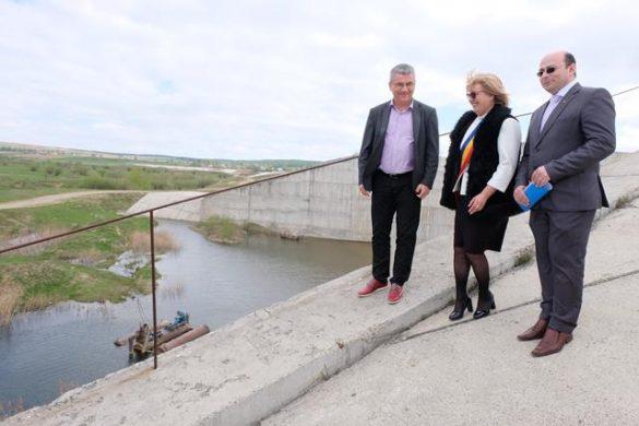 POLITICAVizită ministerială la două obiective de importantă majoră pentru Județul Botoșani – GALERIE FOTO/VIDEO