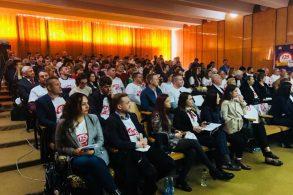 POLITICAPES activists România a celebrat 125 de ani de social-democrație la București, Alba Iulia și Chișinău