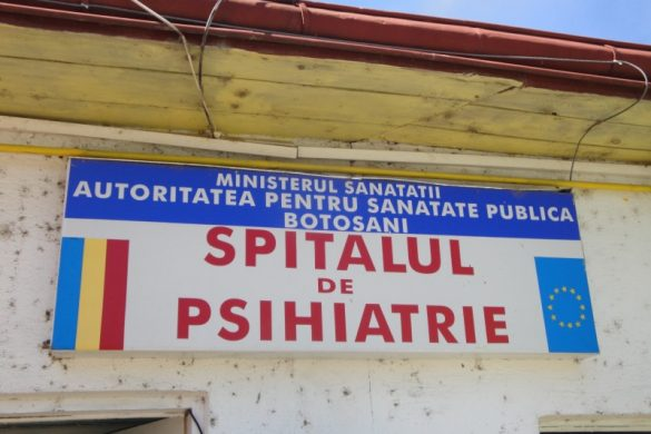 SANATATEProtest spontan la Secţia de psihiatrie a Spitalului Judeţean Mavromati