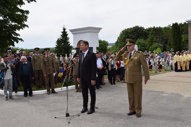 ADMINISTRATIEInstituţia Prefectului mulţumeşte tuturor celor implicaţi în desfăşurarea manifestărilor dedicate Zilei Eroilor
